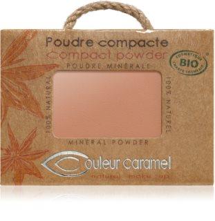 Couleur Caramel Compact Powder kompaktni puder