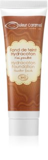 Couleur Caramel Hydracoton Foundation Vloeibare Foundation  met Plantaardige Extracten
