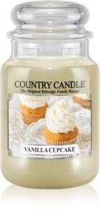 Country Candle Vanilla Cupcake vela perfumado 652 g