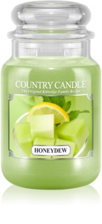 Country Candle Honey Dew vela perfumado 652 g
