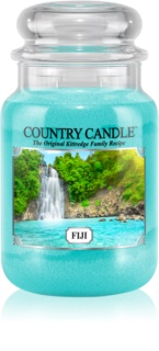 Country Candle Fiji bougie parfumée 652 g