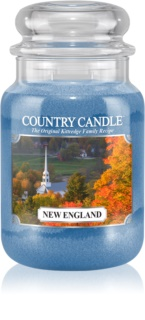 Country Candle New England illatos gyertya  652 g