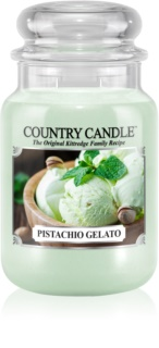 Country Candle Pistachio Gelato Scented Candle 652 g