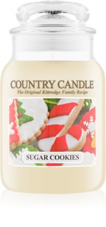 Country Candle Sugar Cookies vela perfumado 652 g