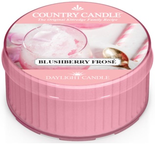 Country Candle Blushberry Frosé vela do chá 42 g