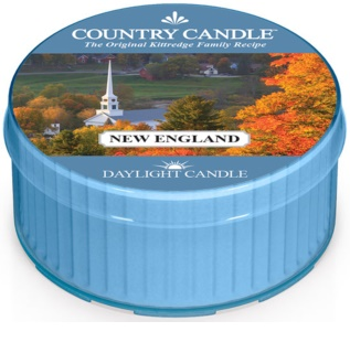 Country Candle New England vela do chá 42 g