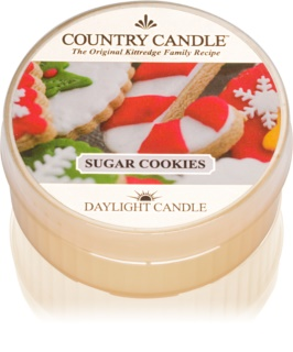 Country Candle Sugar Cookies Duft-Teelicht 42 g