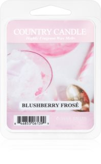 Country Candle Blushberry Frosé vosk do aromalampy