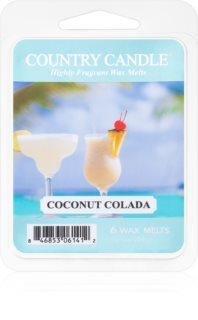 Country Candle Coconut Colada vosk do aromalampy