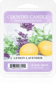 Country Candle Lemon Lavender vosk do aromalampy
