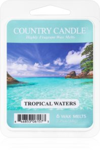 Country Candle Tropical Waters vosk do aromalampy
