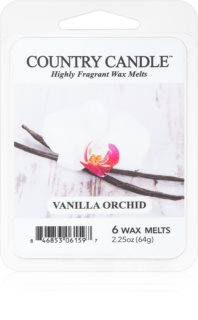 Country Candle Vanilla Orchid vosk do aromalampy