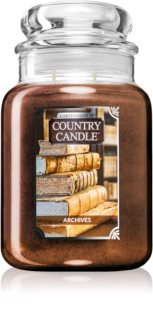 Country Candle Archives vonná svíčka