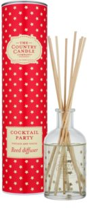 Country Candle Cocktail Party aroma difusor com recarga 100 ml