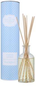 Country Candle Fresh Linen Aroma Diffuser mit Nachfüllung 100 ml