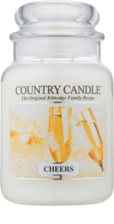 Country Candle Cheers vela perfumado 652 g