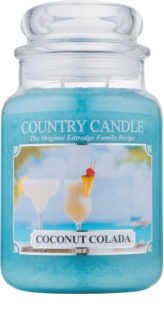 Country Candle Coconut Colada bougie parfumée 652 g