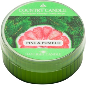 Country Candle Pine & Pomelo vela do chá
