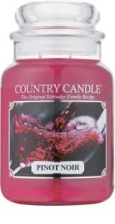 Country Candle Pinot Noir duftkerze