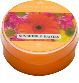 Country Candle Sunshine & Daisies Theelichtje  42 gr