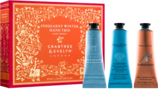 Crabtree & Evelyn Hand Therapy coffret cosmétique II.