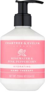 Crabtree & Evelyn Hand Therapy tiefenwirksame feuchtigkeitsspendende Creme für die Hände