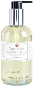 Crabtree & Evelyn Caribbean Island Wild Flowers рідке мило для рук