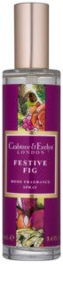 Crabtree & Evelyn Festive Fig odświeżacz w aerozolu 100 ml