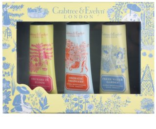 Crabtree & Evelyn Hand Therapy coffret III.