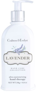 Crabtree & Evelyn Lavender odżywczy krem do rąk