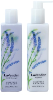 Crabtree & Evelyn Lavender Cosmetic Set I.