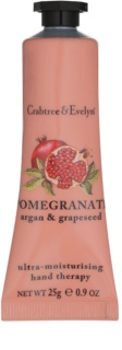 Crabtree & Evelyn Pomegranate crema hidratante para manos