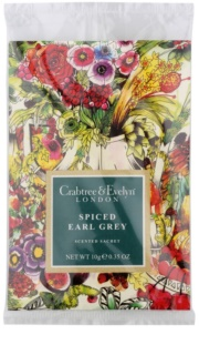Crabtree & Evelyn Spiced Earl Grey ambientador para armarios 10 g
