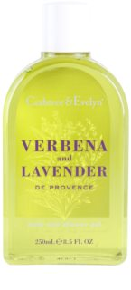 Crabtree & Evelyn Verbena & Lavender żel do kąpieli i pod prysznic
