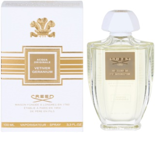 Creed Acqua Originale Vetiver Geranium Eau de Parfum for Men 100 ml