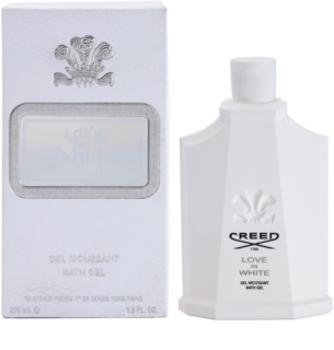 Creed Love in White gel de dus pentru femei 200 ml
