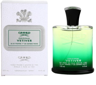 Creed Original Vetiver Eau de Parfum voor Mannen 120 ml