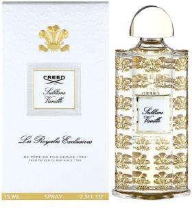 Creed Sublime Vanille Eau De Parfum Unisex 75 Ml Notinocouk