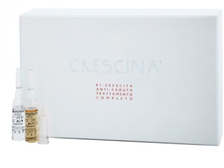 Crescina HFSC AGENONE 500 Re-Growth Treatment in Ampoules for Medium and Advanced Hair Loss For Women