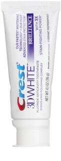 Crest 3D White Brilliance zobna pasta za sijoče bele zobe
