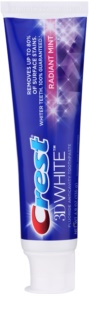 Crest 3D White Radiant Mint Toothpaste For Pearly White Teeth