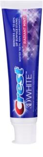 Crest 3D White Radiant Mint Zahnpasta für strahlende Zähne