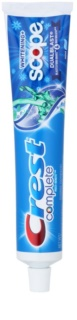 Crest Complete Scope Whitening+ Dualblast Whitening Toothpaste For Fresh Breath