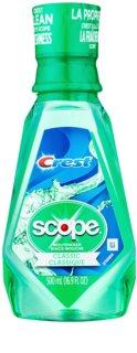 Crest Scope Classic вода за уста за свеж дъх