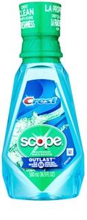 Crest Scope Outlast вода за уста за свеж дъх