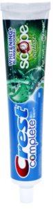 Crest Complete Scope Whitening+ Outlast pasta de dinti pentru albire pentru o respiratie proaspata