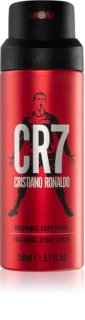 Cristiano Ronaldo CR7 spray de corpo para homens 150 ml