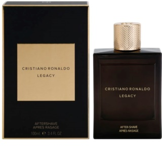 Cristiano Ronaldo Legacy after shave para homens 100 ml