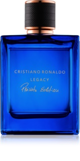 Cristiano Ronaldo Legacy Private Edition Eau de Parfum para homens 100 ml