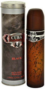 Cuba Black toaletní voda pro muže 100 ml